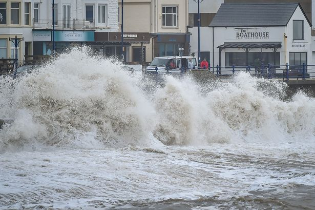 Storm Darcy named amid urgent warning of gales and heavy snow this weekend