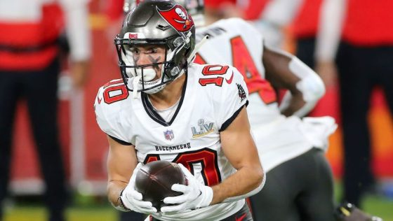 Scotty Miller: I'd take us for the best receiving corps in the league