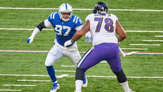 Orlando Brown Jr. wants to be traded
