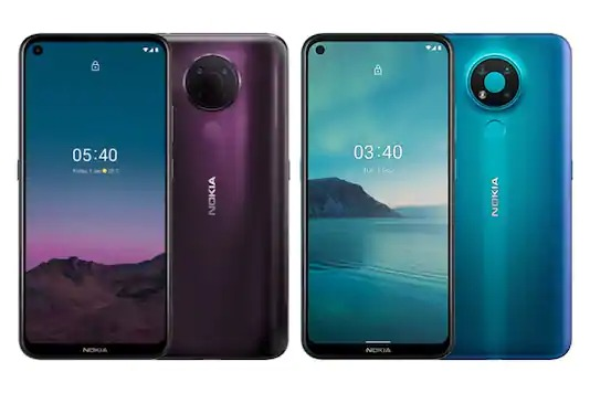 Nokia 5.4, Nokia 3.4 With Qualcomm SoC, 4,000mAh Battery Launched in India: Price, Specs and More